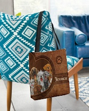 Dog Print All-over Tote aos-all-over-tote-lifestyle-front-01