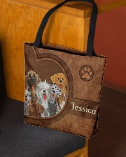 Dog Print All-over Tote aos-all-over-tote-lifestyle-front-02