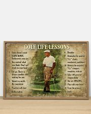 Golf Life Lessons 36x24 Poster poster-landscape-36x24-lifestyle-03