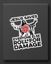 Game jesus Saves Sticker - Single (Vertical) aos-sticker-single-vertical-lifestyle-front-08