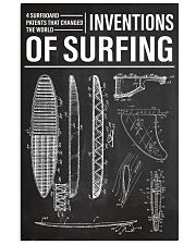 Surfing Inventions 16x24 Poster front