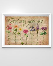 Yoga God Say You Are 36x24 Poster poster-landscape-36x24-lifestyle-02