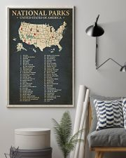 Hiking National Parks 16x24 Poster lifestyle-poster-1