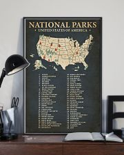 Hiking National Parks 16x24 Poster lifestyle-poster-2