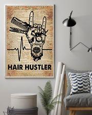 Hairdresser Hair Hustler 16x24 Poster lifestyle-poster-1
