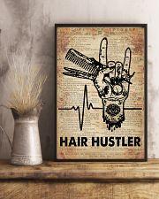 Hairdresser Hair Hustler 16x24 Poster lifestyle-poster-3