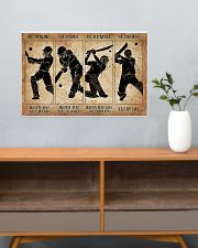 Cricket Be Strong When You Are Weak 24x16 Poster poster-landscape-24x16-lifestyle-25