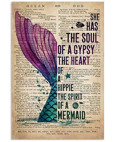 Mermaid The Soul Of The Gypsy