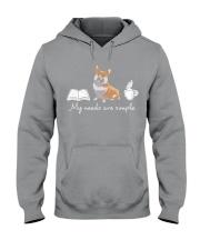 My needs are simple Hooded Sweatshirt thumbnail