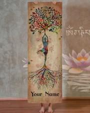 Yoga Tree Yoga Mat 24x70 (vertical) aos-yoga-mat-lifestyle-29