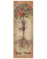 Yoga Tree Yoga Mat 24x70 (vertical) front