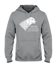 House dachshund Hooded Sweatshirt thumbnail