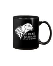 House dachshund Mug thumbnail