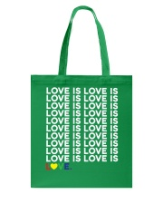 love is love Tote Bag thumbnail