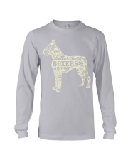 Life is better with boxers around Long Sleeve Tee thumbnail