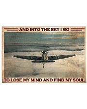 Pilot Find My Soul 17x11 Poster front