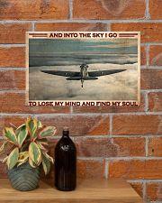 Pilot Find My Soul 17x11 Poster poster-landscape-17x11-lifestyle-23