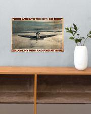 Pilot Find My Soul 17x11 Poster poster-landscape-17x11-lifestyle-24