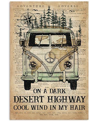 On A Dark Deser Highway