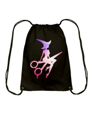 hairdresser Drawstring Bag thumbnail