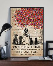 Dogs And Cats 16x24 Poster lifestyle-poster-2