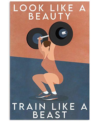 Fitness Look Like A Beauty