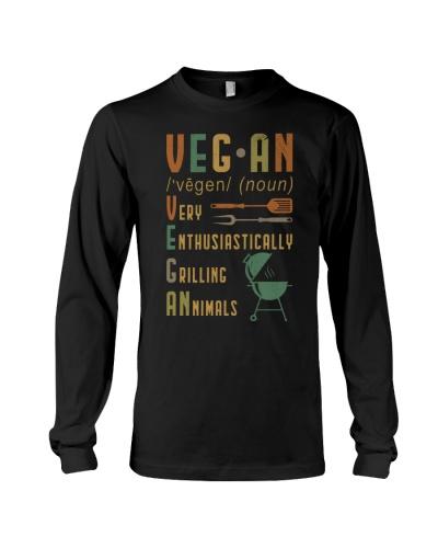 Camping Vegan