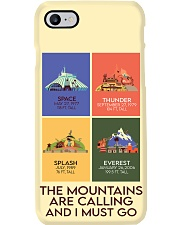 The Mountains Are Calling Phone Case i-phone-8-case