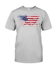 German sheperd Classic T-Shirt thumbnail
