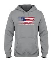 German sheperd Hooded Sweatshirt thumbnail