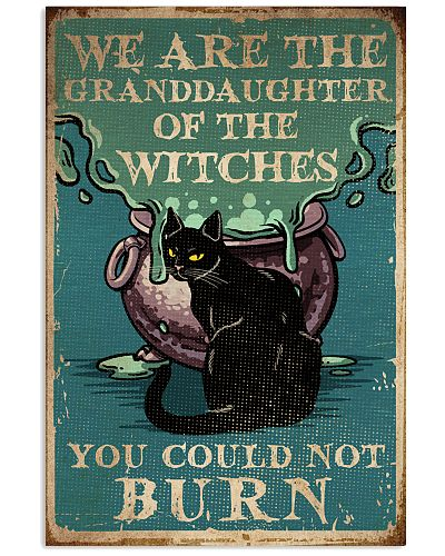 Witch We Are The Granddaughter Of The Witches