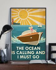 The Ocean Is Calling 16x24 Poster lifestyle-poster-2