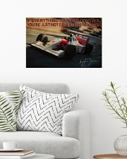 Racing Just Not Driving Fast Enough 24x16 Poster poster-landscape-24x16-lifestyle-01
