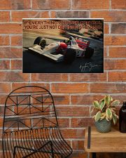 Racing Just Not Driving Fast Enough 24x16 Poster poster-landscape-24x16-lifestyle-24