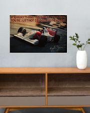 Racing Just Not Driving Fast Enough 24x16 Poster poster-landscape-24x16-lifestyle-25