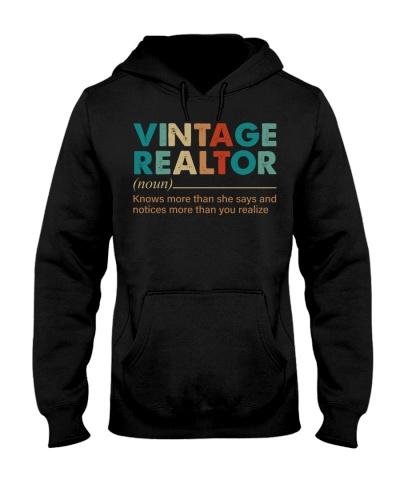 Vintage Realtor