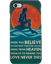 Mermaid Love Never Die Phone Case i-phone-8-case