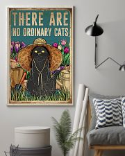 Cat There Are No Ordinary Cats 16x24 Poster lifestyle-poster-1