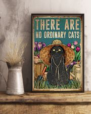 Cat There Are No Ordinary Cats 16x24 Poster lifestyle-poster-3