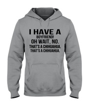 I have a boyfriend Hooded Sweatshirt thumbnail