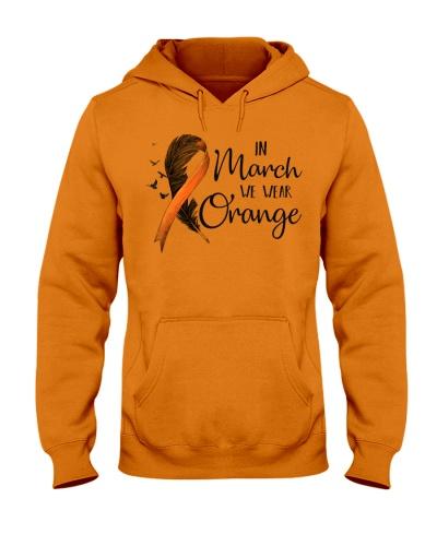 Multiple In March We Wear Orange