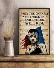 Book Even The Darkest 16x24 Poster lifestyle-poster-3