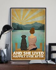 Dog Happily Ever After 16x24 Poster lifestyle-poster-2