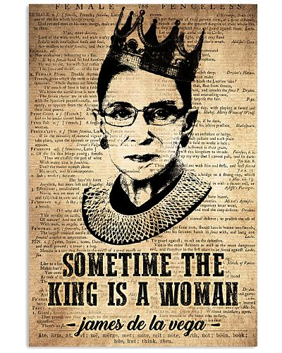 Feminist King Is A Woman