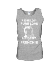 Frenchie Unisex Tank thumbnail