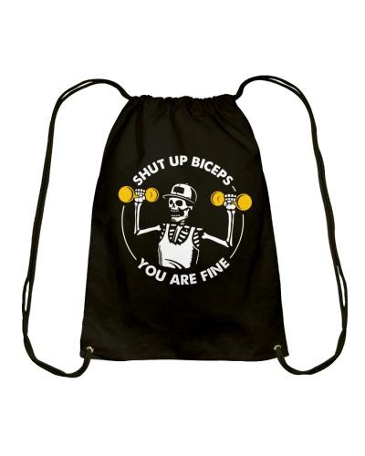 Fitness Shut Up Biceps