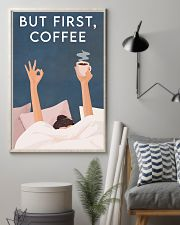 Coffee But First Coffee 16x24 Poster lifestyle-poster-1