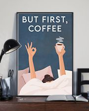Coffee But First Coffee 16x24 Poster lifestyle-poster-2