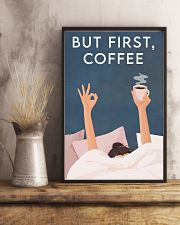 Coffee But First Coffee 16x24 Poster lifestyle-poster-3