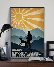 Hiking And Dogs 16x24 Poster lifestyle-poster-2